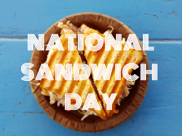 Happy National Sandwich Day